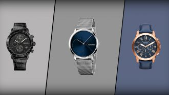 betaalbare, luxe horloges fossil SKAGEN, Calvin Klein