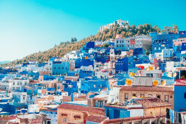 Chefchaouen, hiken, marokko, travel, reizen, atlas