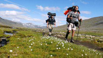 hiken, zweden, natuur, hikes, wandelen