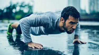 push-up, push up, variaties, opdrukken, techniek, outdoor performance