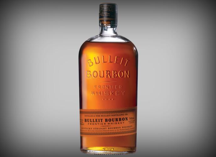 Bulleit, amerikaanse whisky aanbieding