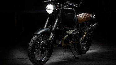 BMW custom motor