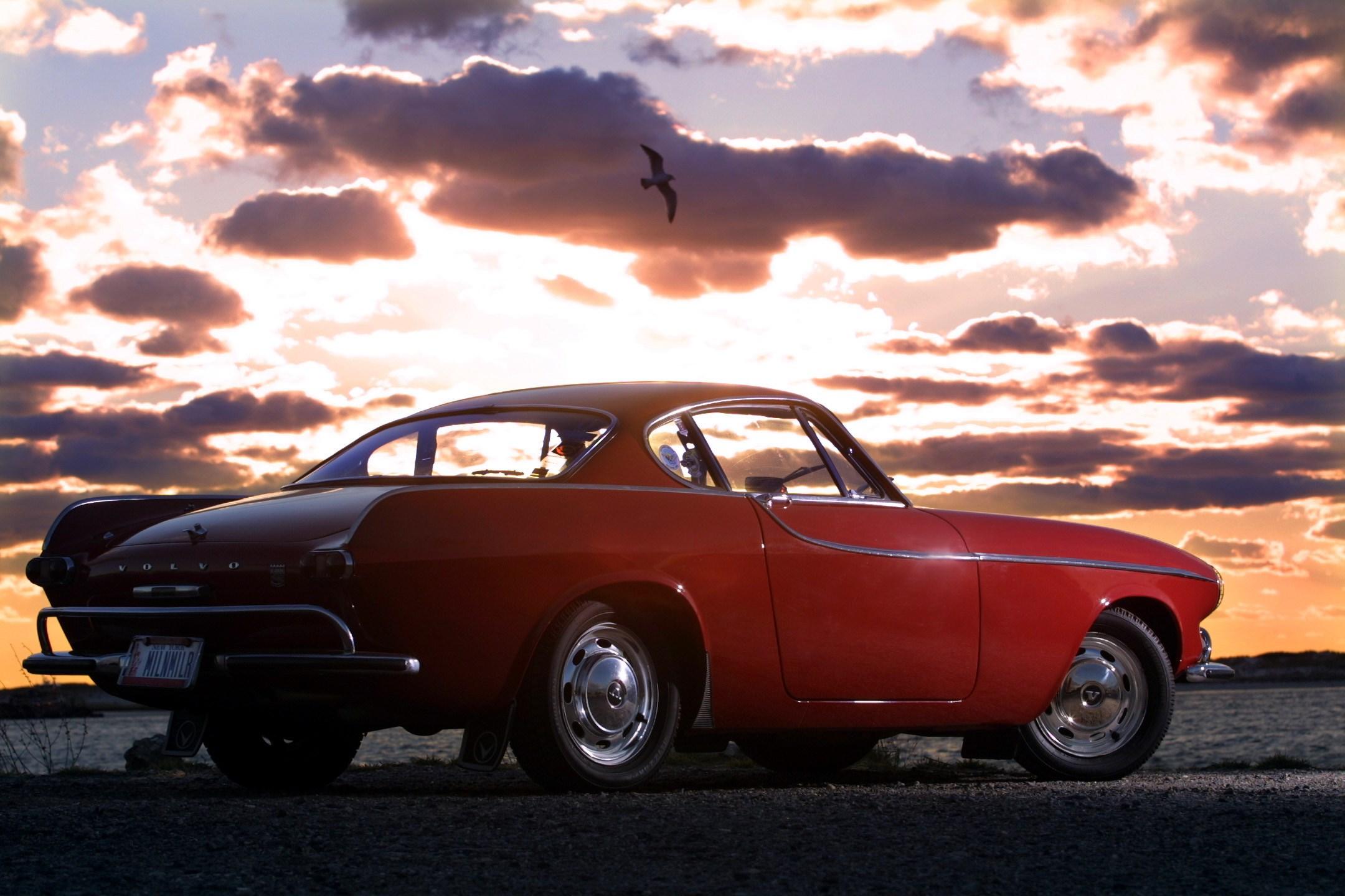 De Amerikaan Irv Gordon reed meer dan vijf miljoen kilometer in deze Volvo P1800.