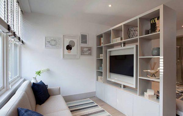 Klein Wonen Kantoor : Interieur tips voor het inrichten van een klein huis of