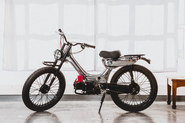 Honda_PC50 custom bike