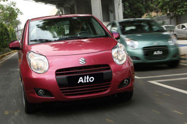 Tweedehands Suzuki Alto kopen