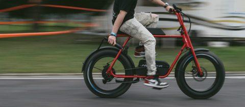 Elektrische fiets Buzzraw