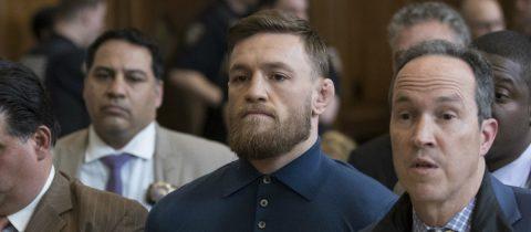 Conor McGregor UFC Khabib Nurmagomedov