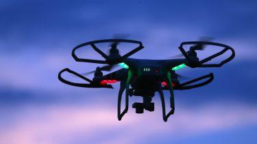 Drone iPhone smokkelen