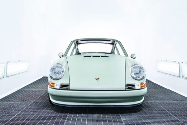 Porsche Quintessenza TE en SE voiture extravert