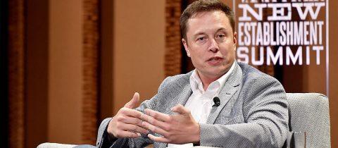 Elon Musk ondernemen