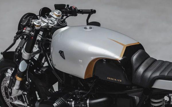Custom motor BMW