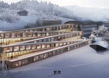 Skihotel wintersport