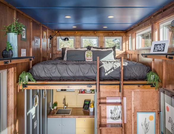 dit 39 tiny house 39 is een interieurparel manners magazine. Black Bedroom Furniture Sets. Home Design Ideas