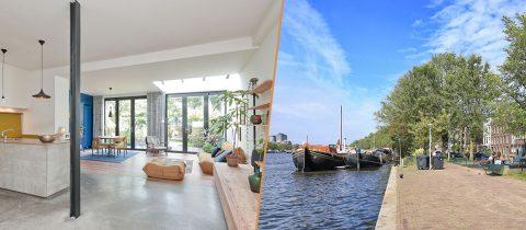 Dit huis in Amsterdam heeft het allemaal en jij kan er wonen