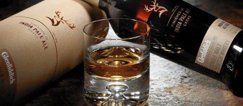 Whisky gerijpt op biervaten