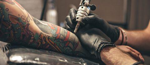Old school tattoo artiesten nederland