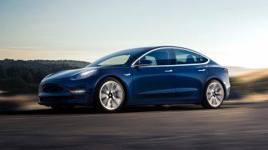 Productie Tesla Model 3 platgelegd