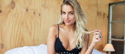 Shelly Sterk mooiste vrouw van Nederland