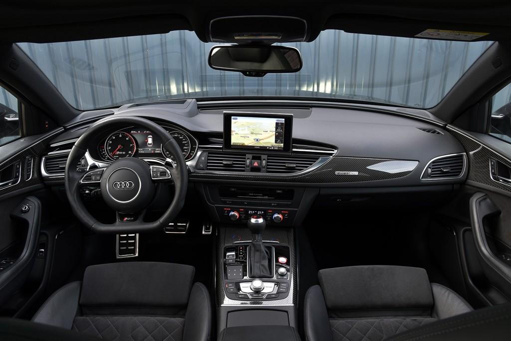 Deze Monsterlijke 720 Pk Krachtige Audi Rs6 Staat Te Koop