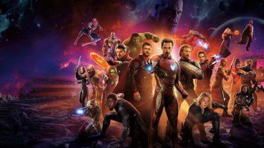 Dit Zijn De 13 Best Betaalde Acteurs Uit Avengers Infinity War
