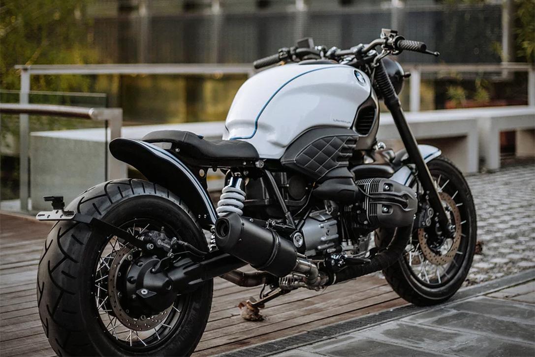 BMW R1200C motor