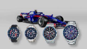Casio EDIFICE Scuderia Toro Rosso