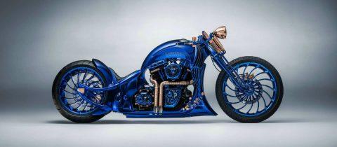 Duurste motor ooit Harley Davidson