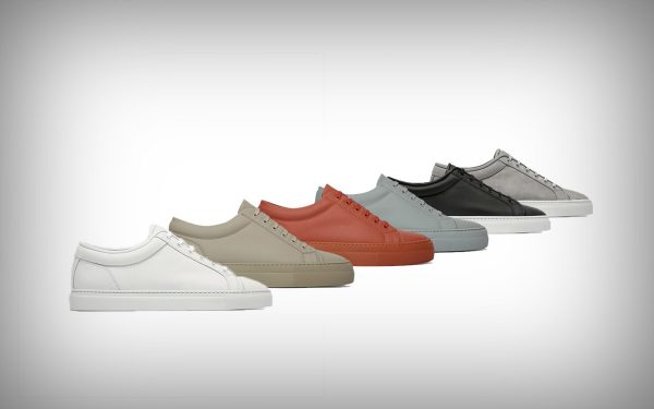 fel gekleurde sneakers ETQ kleuren