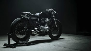 Honda CB750 Custom bike