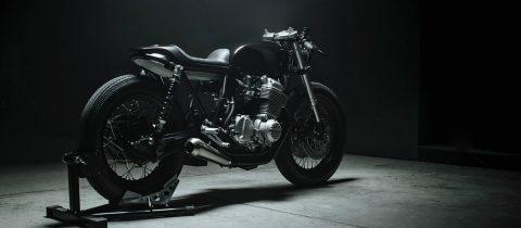 Honda CB750 Custom bike