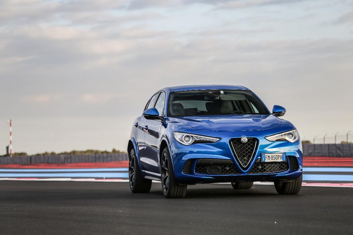 Alfa Romeo Stelvio Quadrofoglio
