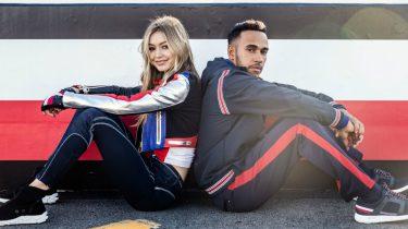Lewis Hamilton Gigi Hadid Formule 1