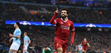 Liverpool Mohamed Salah, Sadio Mané en Roberto Firmino