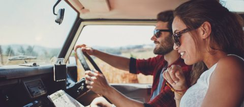 Mannen beter in navigeren dan vrouwen