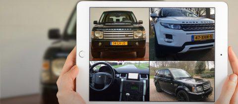 Land Rover Range Rover Sport betaalbaar betaalbare tweedehands auto auto's