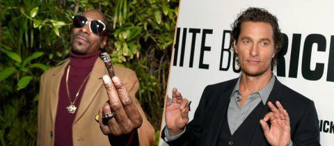 Matthew McConaughey Snoop Dogg The Beach Bum