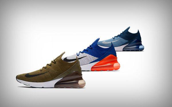 fel gekleurde sneakers NIKE kleuren