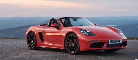 Porsche Boxster populairste tweedehands auto