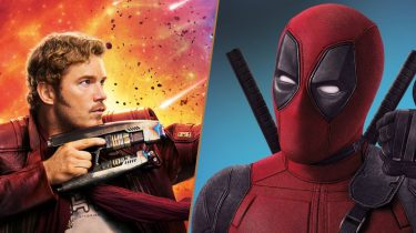 Ryan Reynolds Deadpool Guardians of the Galaxy