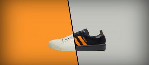 Sneaker, Sneakers van gant en adidas