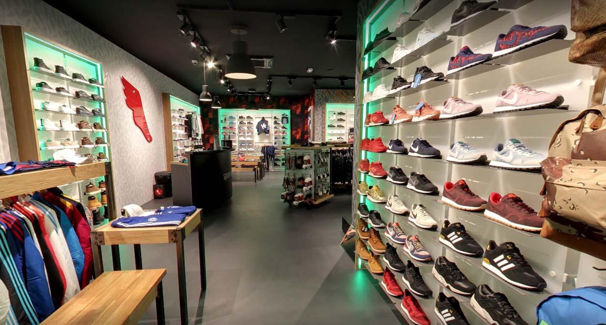 sneaker winkel den haag