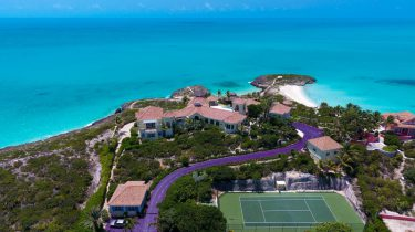 Prive eiland Prince staat te koop