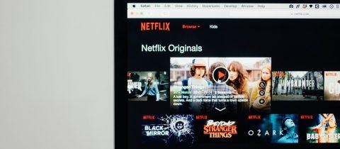 Nieuwe lijst met Netflix codes