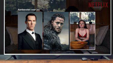 Netflix Britse series