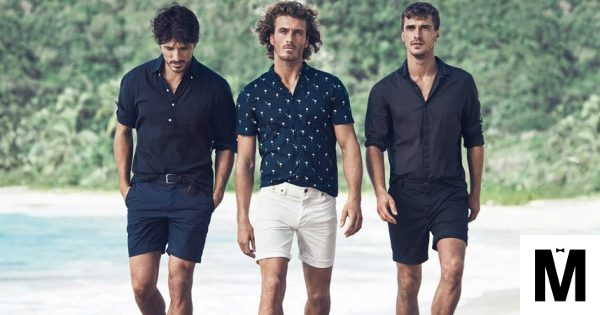 Herenkleding   Broeken   Korte broek   Designerkleding voor