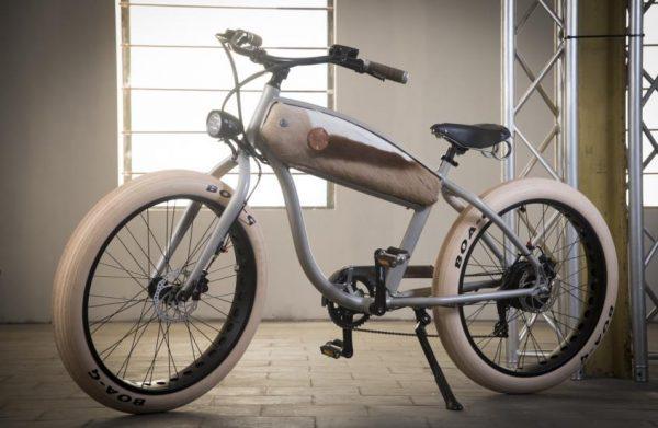 Custom elektrische fietsen