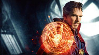 Benedict Cumberbatch Dr. Strange Avengers