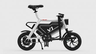 Elektrische fiets Xiaomi