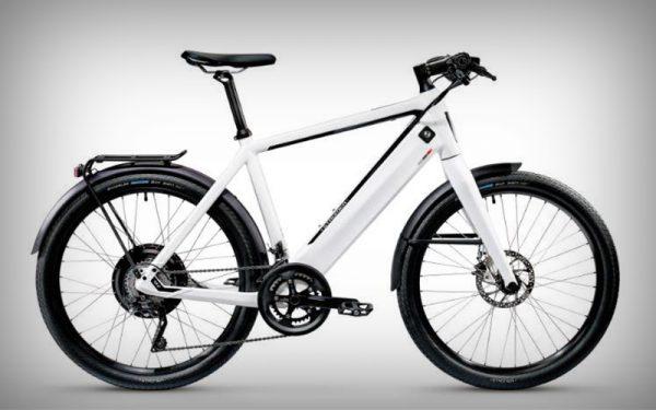 High end elektrische fietsen